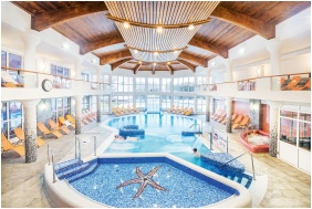 Adventure pool, Hotel Europa Fit, Heviz