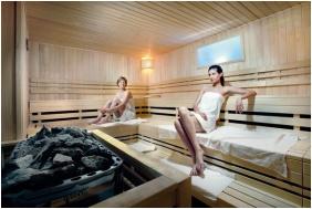 Hotel Europa Fit, Heviz, Sauna