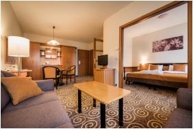 Hotel Europa Fit, Family apartment - Heviz