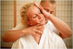 Massage, Hotel Europa Fit, Heviz