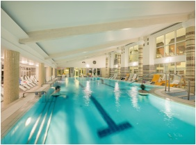 Swimming pool - Hotel Europa Fit