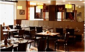 Hotel Famulus, Gyor, Restaurant