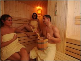 Hunguest Hotel Flora - Eger, Sauna