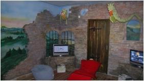 Hunguest Hotel Flóra, Játszószoba gyerekeknek