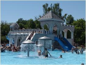 Hunguest Hotel Flora, Children's pool - Eger