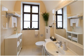 Hotel Fonte, Bathroom