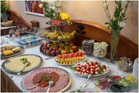 Hotel Fonte, Buffet breakfast - Gyor