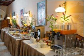 Hotel Fonte, Breakfast