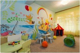 Playing room for children - Hotel Forras Zalakaros
