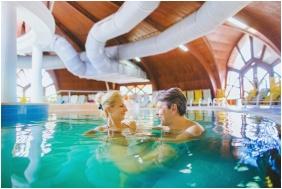 Hotel Forras Zalakaros, Zalakaros, Adventure pool