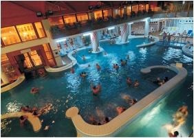Adventure pool, Hotel Forras Zalakaros, Zalakaros
