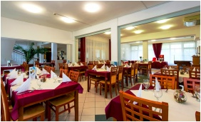 Hotel Forras Zalakaros, Restaurant