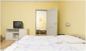 Family apartment, Hotel Francoise, Balatonlelle