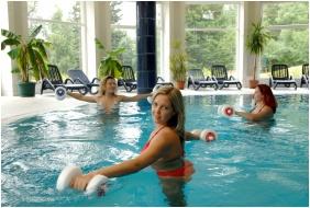 Hunguest Grand Hotel Galya, Aqua fitness