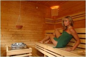 Sauna - Hunuest rand Hotel alya