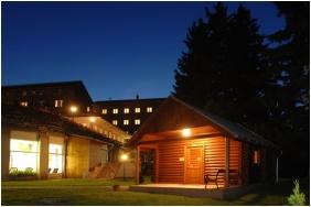 Sauna, Hunguest Grand Hotel Galya, Galyateto