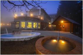 Grand Hotel Galya, Äussere Becken - Galyateto