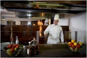 Hunuest rand Hotel alya, alyateto, Restaurant