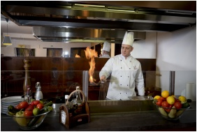 Restaurant, Hunguest Grand Hotel Galya, Galyateto