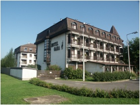Hotel Gara Gyógy- és Wellness Szálloda, Épület - Füzesgyarmat