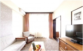 Suite - Hotel Gara Gyogy- es Wellness Szalloda