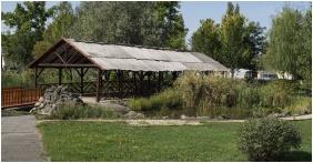 Hotel Gara Gyogy- es Wellness Szalloda, Fuzesgyarmat, Garden