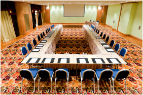 Conference room, Greenfield Hotel Golf & Spa, Buk, Bukfurdo