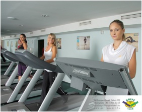 Fitness room - Hotel Griff