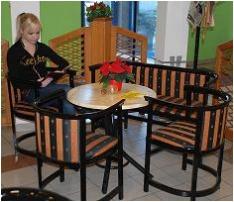 Hotel Ğrıff, Coffee shop