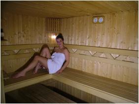 Hotel Hajnal - Mezokovesd, Sauna