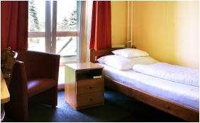 Comfort egyágyas szoba - Hajnal Hotel