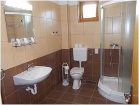 Hotel Halaszkert, Bathroom - Badacsony