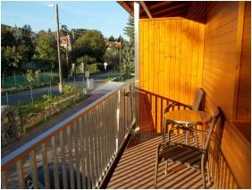 Hotel Halászkert, Balkon - Badacsony