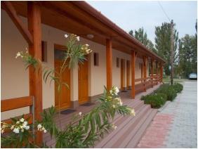 Épület, Hotel Halászkert, Badacsony