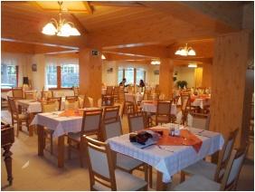 Restaurant, Hotel Halaszkert, Badacsony