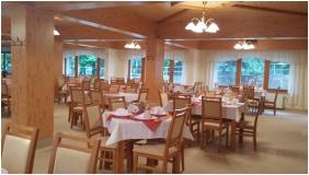 Hotel Halaszkert, Restaurant - Badacsony