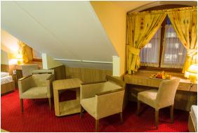 , Hotel Három Gúnár, Kecskemét