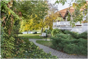 Hotel Hasik, Garden - Dobronte