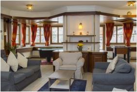 Hotel Hasik, Lounge - Dobronte