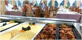 Hunguest Hotel Helios, Breakfast - Heviz