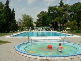 Children's pool - Hunguest Hotel Helios