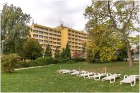 Hunguest Hotel Helios, Building - Heviz