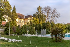 Hunguest Hotel Helios, Heviz, Garden