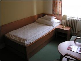 Egy�gyas szoba, Hunguest Hotel H�lios, H�v�z