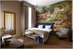 Superior room, Hotel Hercegasszony, Mezotur