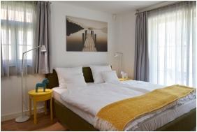 Hotel Hercegasszony, Sleeping room