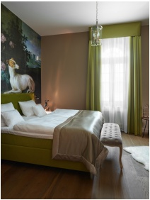 Hotel Hercegasszony, Superior room - Mezotur