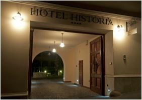 Hotel Historia & Historante, Exterior view - Veszprem