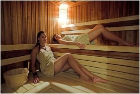 Hotel Historia & Historante, Veszprem, Sauna