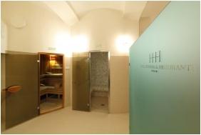 Steambath, Hotel Historia & Historante, Veszprem